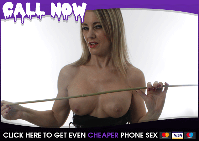 Cheap 35p bdsm phone domination uk dare once